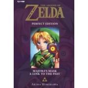 Akira Himekawa Majora's mask-A link to the past. The legend of Zelda. Perfect edition. 3. ISBN:9788868839260