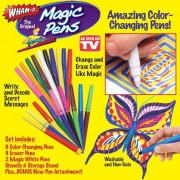 Set 20 markere colorate magice Magic Pen