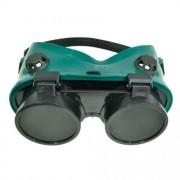 Очила за заварчици зелени - Decorex