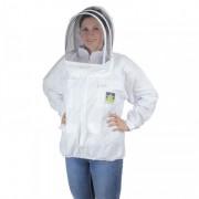 Lubéron Apiculture Blouson Sherriff - Couleurs - Blanc, Vêtements - S