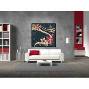 Tablou canvas design floral - cod A36