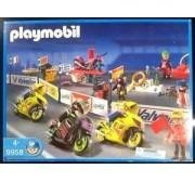 Playmobil Sports Motorcycle Set