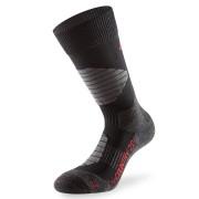 Lenz X Country 2.0 Socken Schwarz Grau 42 43 44