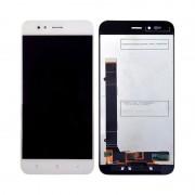 Ecrã LCD para Xiaomi Mi A1 - Branco