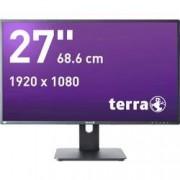 Terra LED monitor Terra LED 2756W PV, 68.6 cm (27 palec),1920 x 1080 px 5 ms, ADS LED Audio-Line-in , HDMI™, DisplayPort, VGA, na sluchátka (jack 3,5 mm)