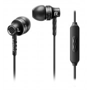 Philips SHE9105 In-ear hörlurar har en mikrofon & remote svart