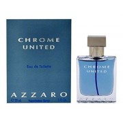 Chrome United by Azzaro Eau De Toilette Spray 1 oz / 30 ml (Men)