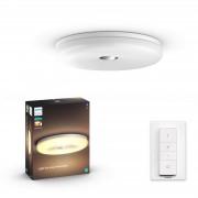 Philips Hue Struana plafondlamp - White Ambiance - wit (incl. DIM switch)