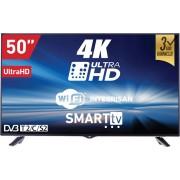 """Televizor TV 50"""" Smart LED Vox 50DSW400U, 3840x2160 (Ultra HD),WiFi, HDMI, USB, T2"""
