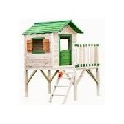 Foresta Maisonnette en bois sur pilotis, pour enfant