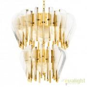 Candelabru design LUX Canzone auriu 112708 HZ