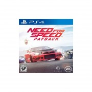 Videojuego Need For Speed Payback PlayStation 4