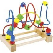 Jucarie dexteritate - circuit cu bile - Goki
