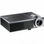 DLP Projector Projector DELL 1510X 1024x768, 3500lum, 21001, BrilliantColor, 3D ready Function with Remote Control, VGA x 2, s-Video, USB, HDMI,Multimedia Audio 8W speaker, Lamp warranty 1y life c 1510X-09