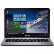 Лаптоп ASUS E403NA-GA039TS, N3540, 14 инча HD, 4 GB, 64 GB eMMC, Win 10, ASUS E403NA-GA039TS /14/N3450