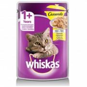 WHISKAS hrana za mačku, Piletina 85g 520247