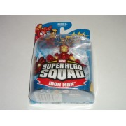 "Marvel Super Hero Squad Iron Man 3"""