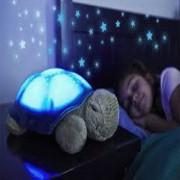 Lampa de veghe cu lumini si muzica - Broasca testoasa