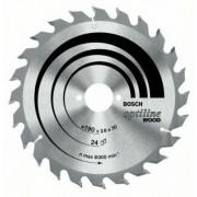 DISC PENTRU LEMN, Optiline Wood ,Ф 230x30mm