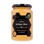 Miere ecologica de salcam Urban Bee 900g (bio)