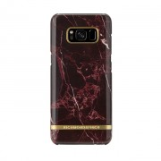 Husa fashion Richmond and Finch Classic Samsung Galaxy S8 Plus Red Marble