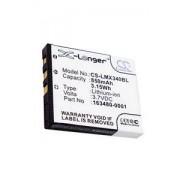 Honeywell Bluetooth Ring Scanner batterie (850 mAh, Noir)
