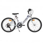 Детско колело Cross Alissa 20'' бяло