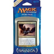 Magic the Gathering RTR: MTG: Return to Ravnica Intro Pack: Azorius Advance Theme Deck (Includes 2 Booster Packs)