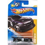Hot Wheels 2012, BMW Z4 M (BLACK), 2012 new models, 18/247. 1:64 Scale.