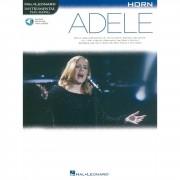 Hal Leonard Instrumental Play-Along: Adele - Horn