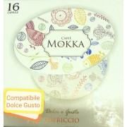 Mokka compatibile Dolce Gusto16 capsule