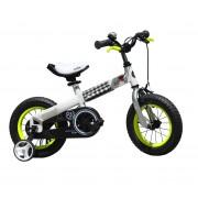 """Dječji bicikl Button 12"""" - žuti"""