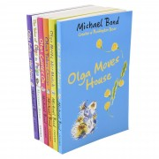 Oxford Olga Da Polga 6 Books Collection set - Ages 5-7 - Paperback by Michael Bond