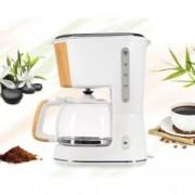 Cafetiera Heinner HCM-WH900BB 900 W 1.25 L filtru detasabil anti-picurare oprire automata Alb