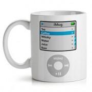 Caneca iMug iPod Apple Geek