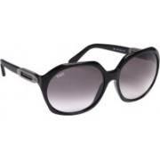 Tod's Round Sunglasses(Grey)