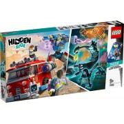 Lego Hidden Side (70436). Camion dei pompieri Phantom 3000