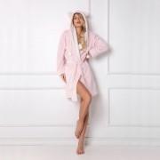 Halat de baie dama Penny roz