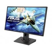Asus MG248QR LED-monitor 61 cm (24 inch) Energielabel B 1920 x 1080 pix Full HD 1 ms HDMI, DisplayPort, DVI, Hoofdtelefoon (3.5 mm jackplug) TN LED