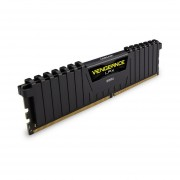 Corsair Vengeance® LPX 8GB (2x4GB) DDR4 DRAM 2400MHz (PC4-19200) C14 Memory Kit - Black (CMK8GX4M2A2400C14)