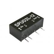 Tápegység Mean Well SPU02L-15 2W/15V/133mA