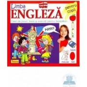 Limba engleza. Caiet de jocuri Teste si exercitii pentru incepatori