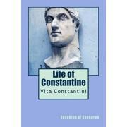 Life of Constantine: Vita Constantini, Paperback/Eusebius of Caesarea