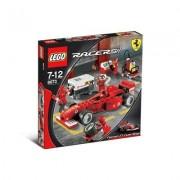 LEGO (LEGO) Ferrari F1 pit stop 8673