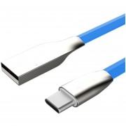 Louiwill Cable USB Tipo C, Cable De Carga De Sincronización De Datos USB C Rhombus De Aleación De Zinc (3 Pies) Para Galaxy S8, S8 +, MacBook, Conmutador Nintendo, Sony XZ, LG V20 G5 G6, HTC 10, Google Pixel Y Más