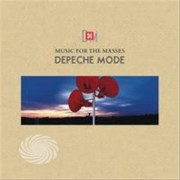 Video Delta Depeche Mode - Music For The Masses: Collector's Edition - CD