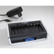 Varta LCD Multi Ladegerät für NiMH Akkus