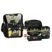 Раница Supreme School Bag Set City Construction