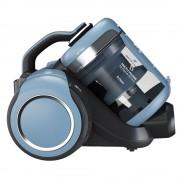Aspirator fara sac Beko VCM71602AD 800 W 2.8 L multi ciclonic filtru Hepa Bleu Negru