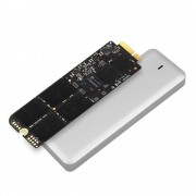 Transcend Jetdrive 725 ssd 240gb 6gb s per Macbook pro ret 15m1